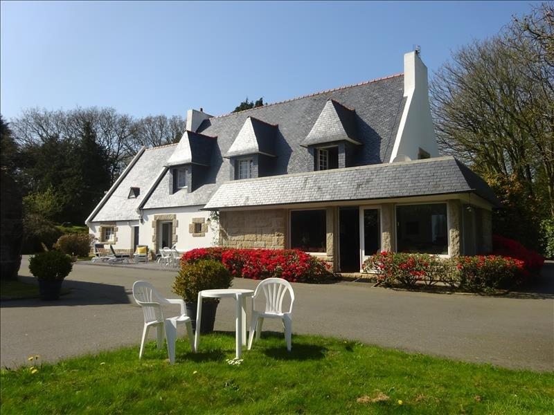 Sale house / villa Bourg blanc 515000€ - Picture 2