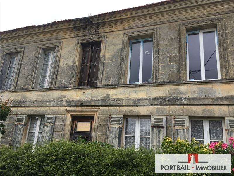 Sale house / villa Blaye 165000€ - Picture 1