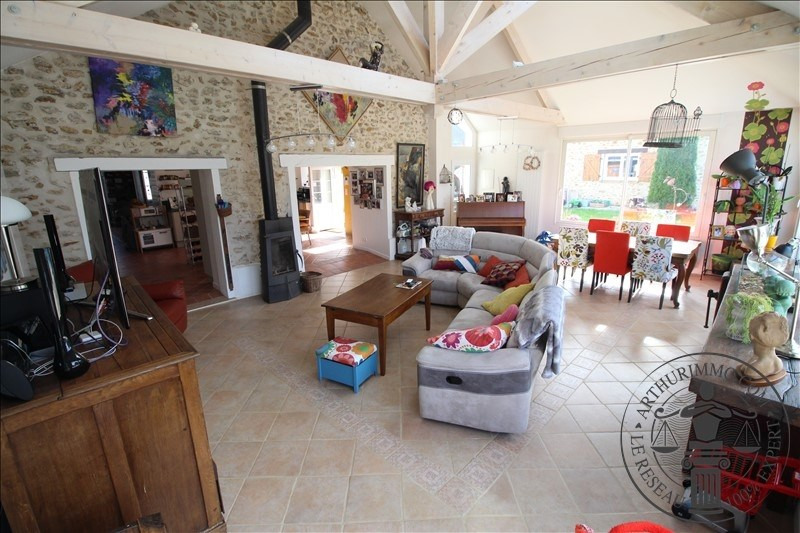 Vente maison / villa Ablis 385 000€ - Photo 3