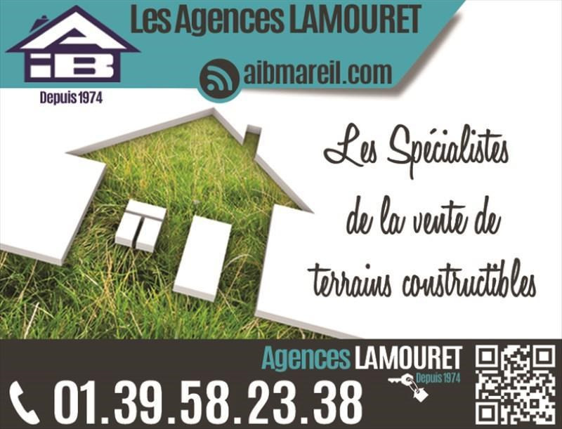 Sale site Orgeval 223 600€ - Picture 1