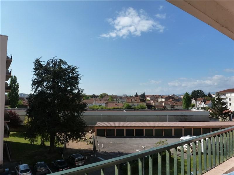 Sale apartment Roanne 54750€ - Picture 4
