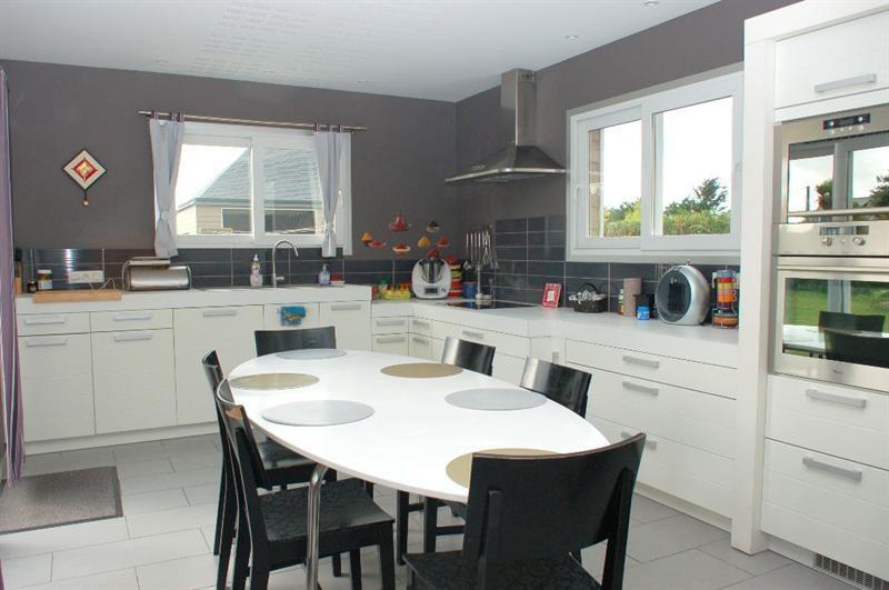 Deluxe sale house / villa Saint-pabu 366500€ - Picture 5