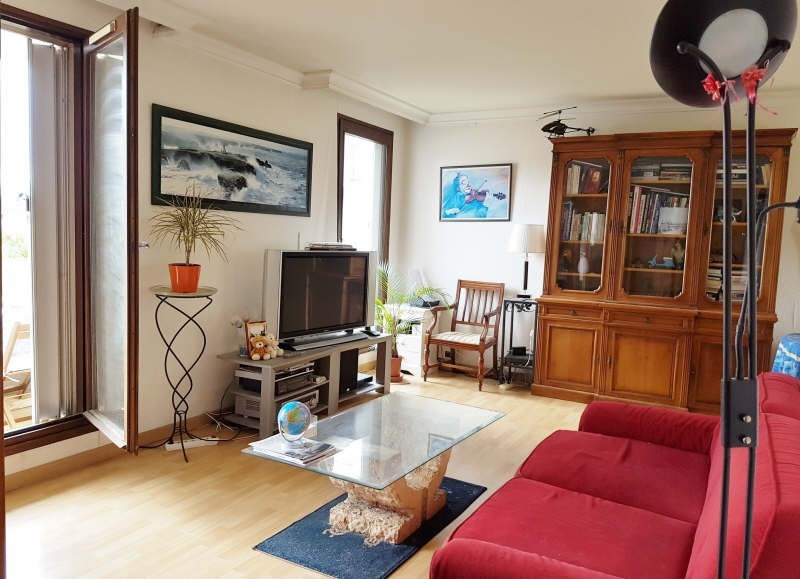 Vente appartement Sartrouville 199000€ - Photo 2
