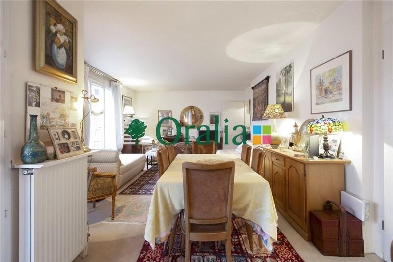 Vente appartement Clichy 420000€ - Photo 2
