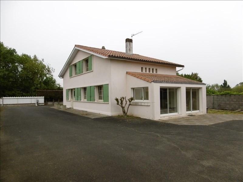 Vente maison / villa St gelais 178500€ - Photo 1