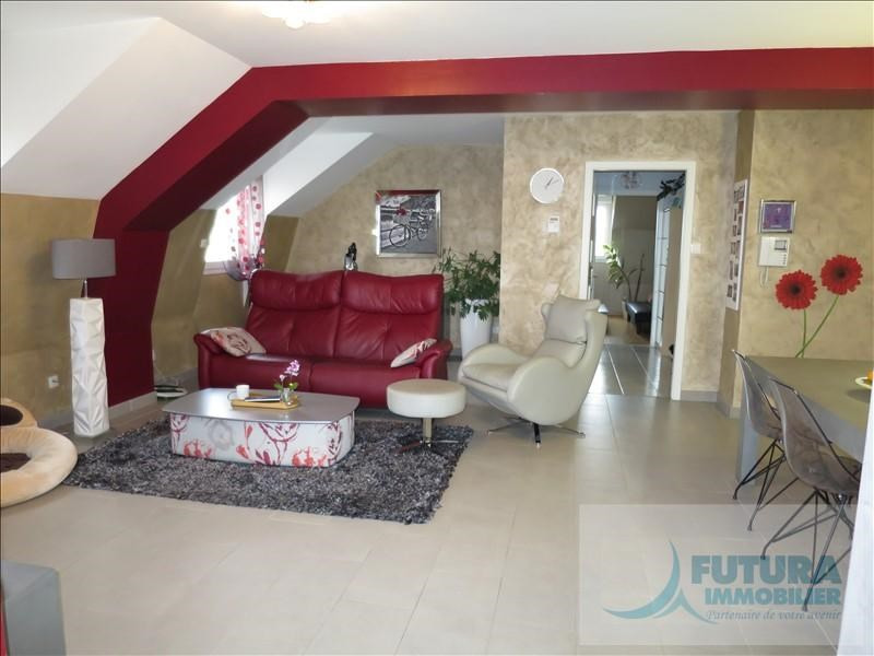 Vente appartement Mondelange 310000€ - Photo 2
