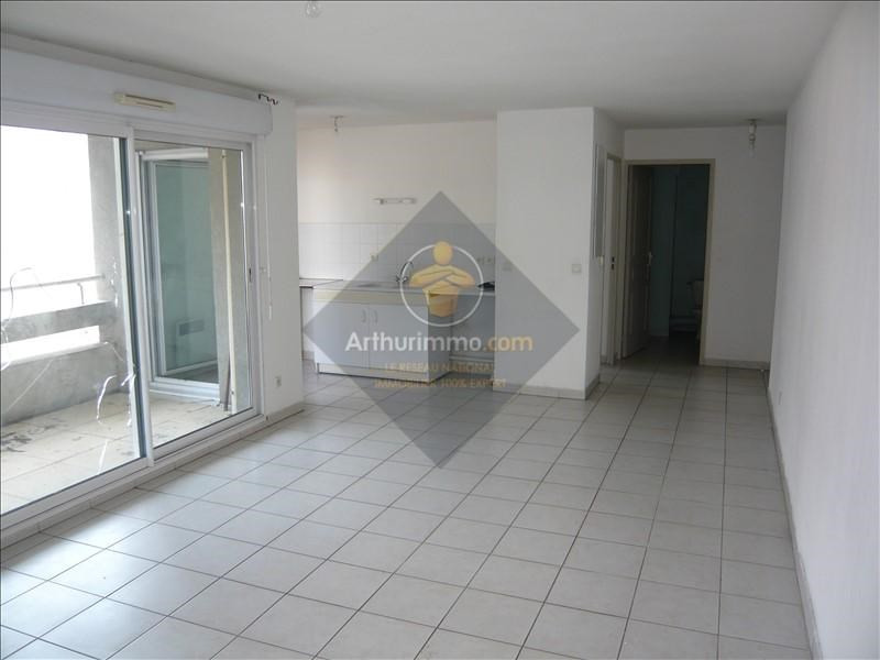 Sale apartment Sete 88 000€ - Picture 1