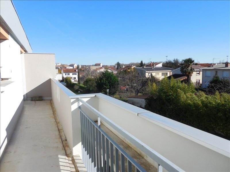 Sale apartment Toulouse 129000€ - Picture 1