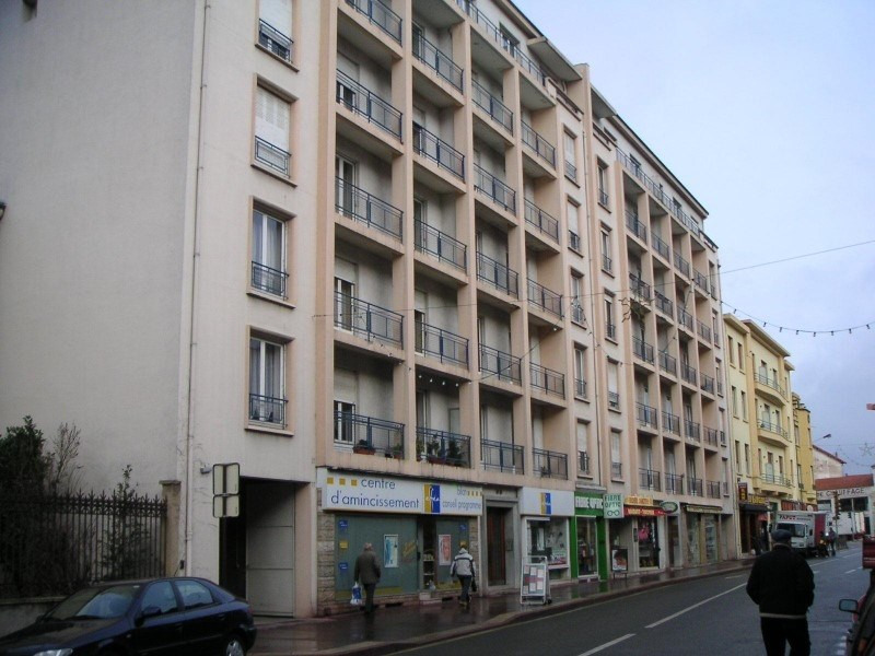 Sale apartment Roanne 62 000€ - Picture 1