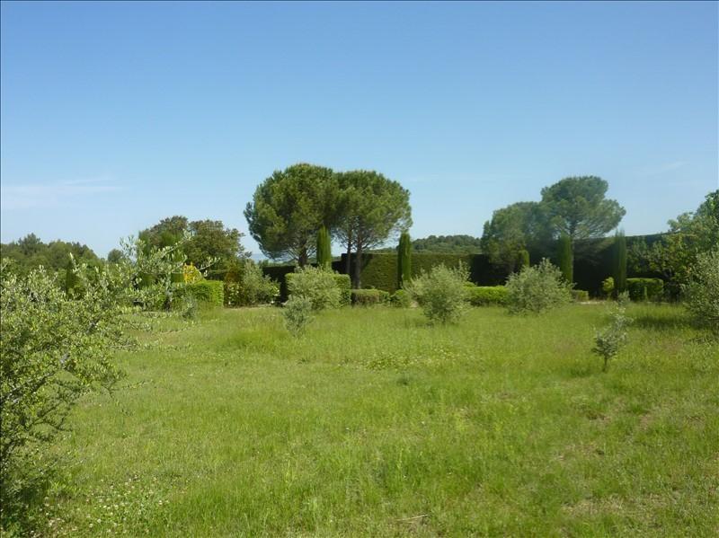 Vendita terreno La roque sur pernes 269000€ - Fotografia 2