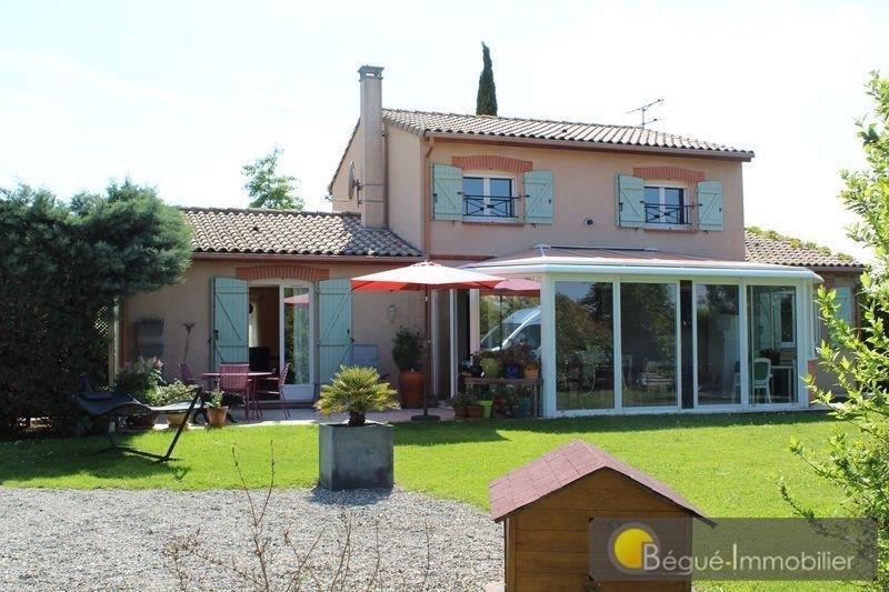 Sale house / villa 5 mns pibrac 399000€ - Picture 1
