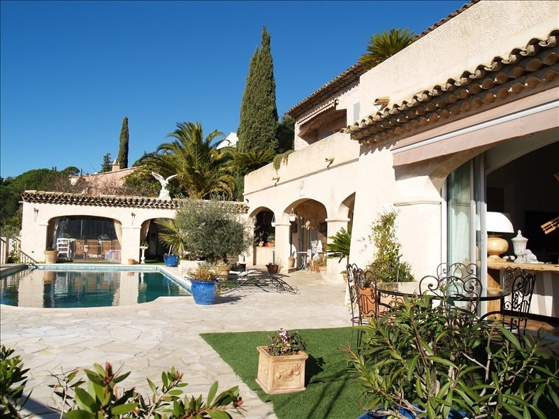 Vente de prestige maison / villa Les issambres 1680000€ - Photo 3
