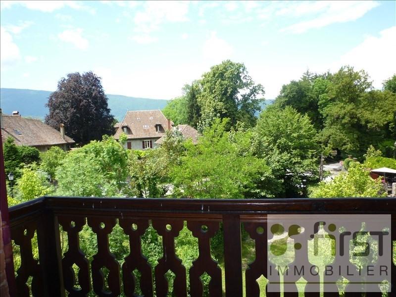Vente de prestige appartement Menthon st bernard 785000€ - Photo 1