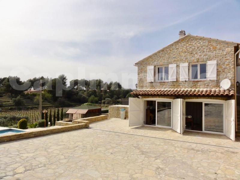 Vente de prestige maison / villa Le castellet 635000€ - Photo 11