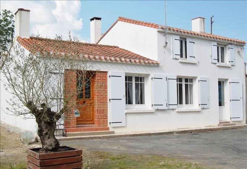 Vente maison / villa Beaulieu sous la roche 179900€ - Photo 1