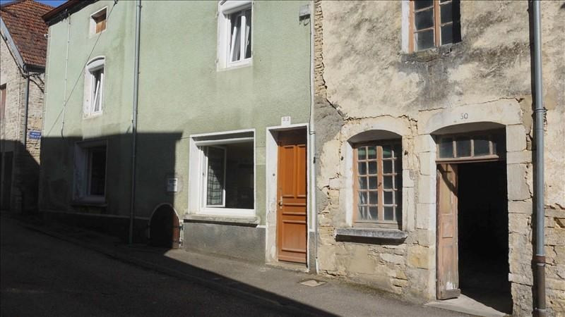 Investment property house / villa Fontaine francaise 89 000€ - Picture 1