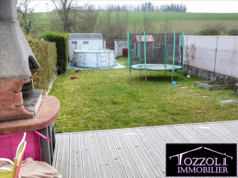 Sale house / villa St quentin fallavier 209900€ - Picture 8
