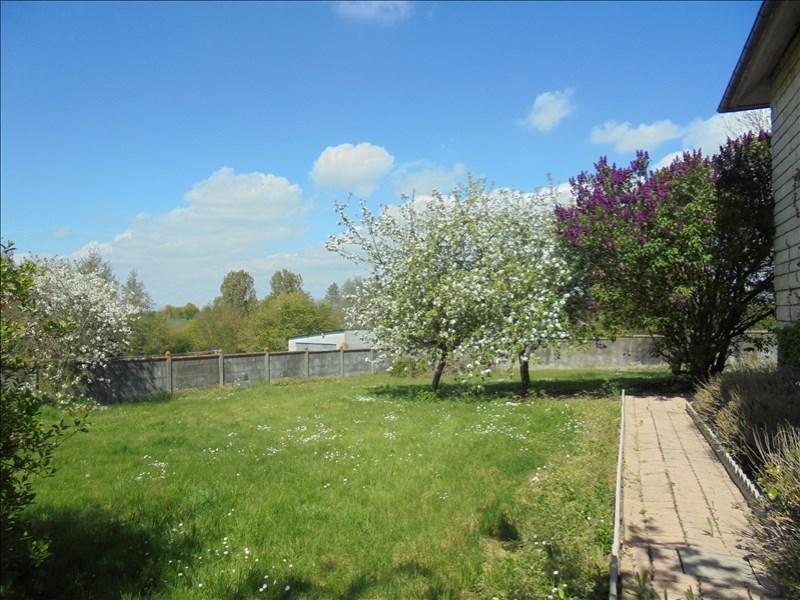 Sale house / villa Beaulieu sur loire 154000€ - Picture 5
