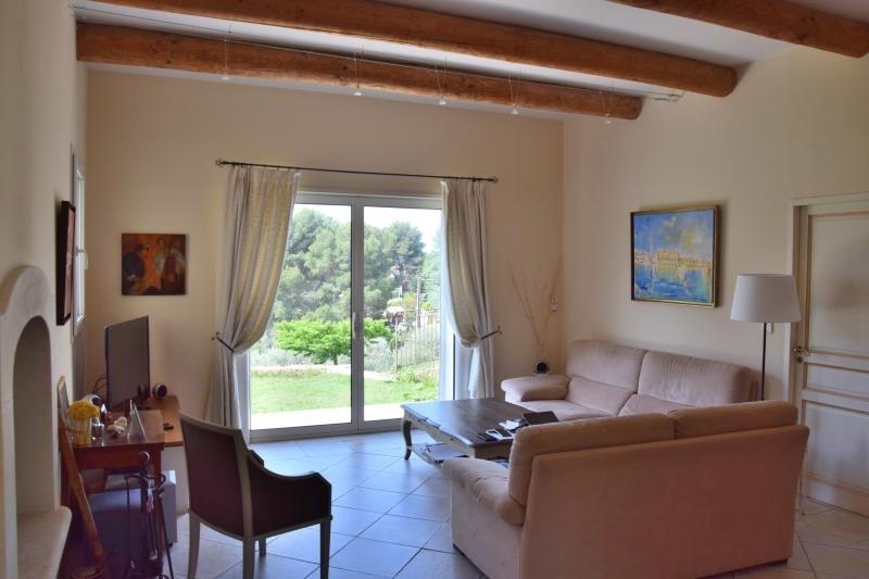 Vente de prestige maison / villa Ventabren 936000€ - Photo 9
