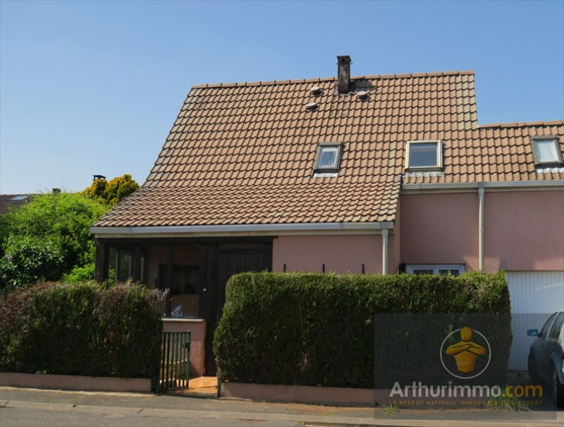 Vente maison / villa Savigny le temple 238000€ - Photo 1