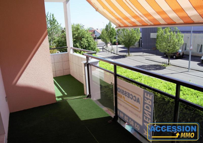 Sale apartment Dijon 142000€ - Picture 2