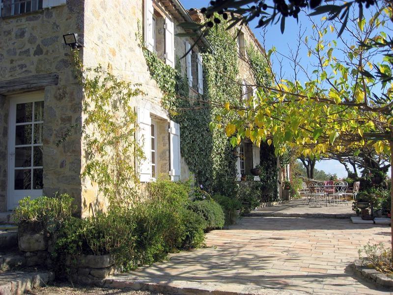 Престижная продажа дом Seillans 1580000€ - Фото 4