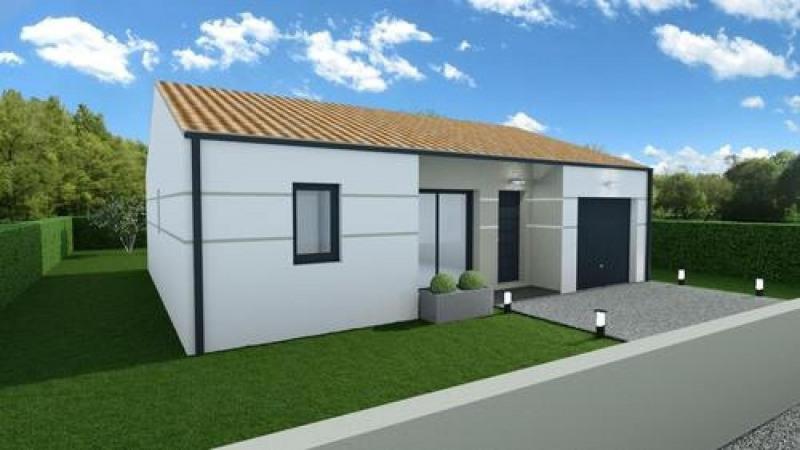 Maison  3 pièces + Terrain 593 m² Luçon par LOGIS DE VENDEE