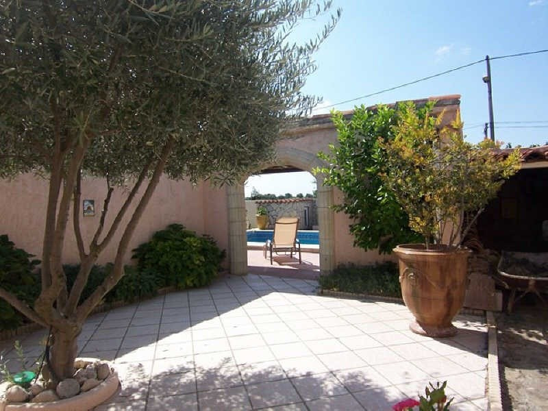 Sale house / villa Maureilhan 265 000€ - Picture 1