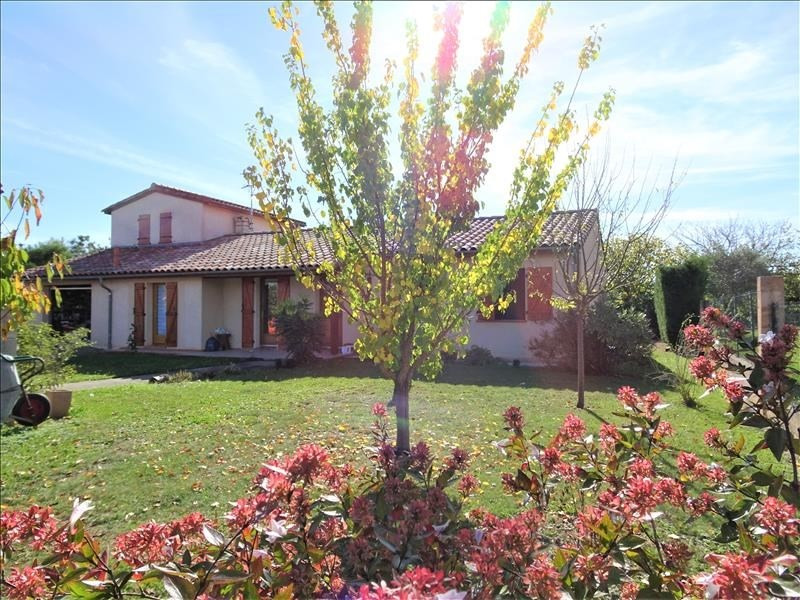 Sale house / villa Aussonne 367 500€ - Picture 1