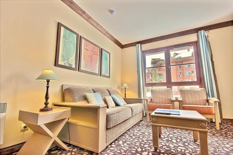 Vente de prestige appartement Les arcs 1950 345000€ - Photo 2