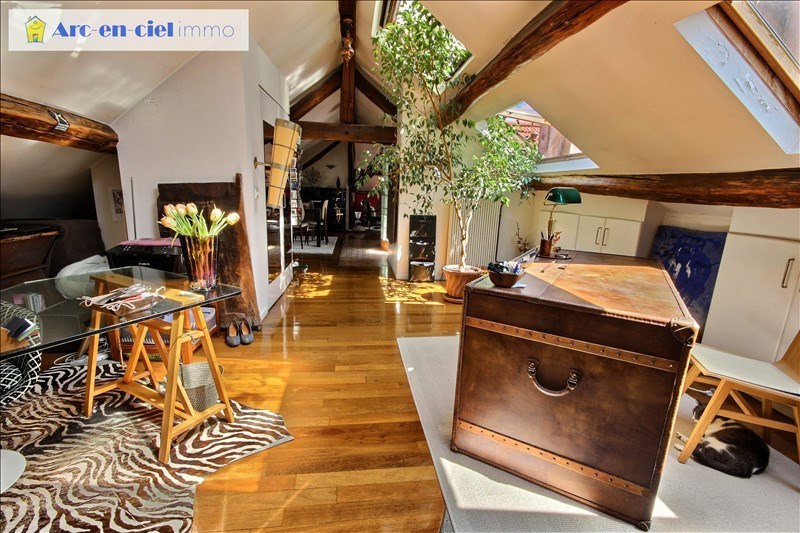 Sale loft/workshop/open plan Paris 18ème 799 000€ - Picture 8