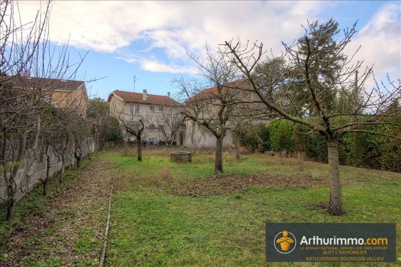 Vente maison / villa Bourgoin jallieu 273000€ - Photo 6