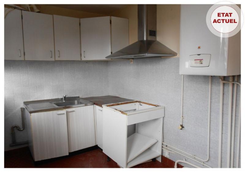 Sale apartment Colomiers 100000€ - Picture 8