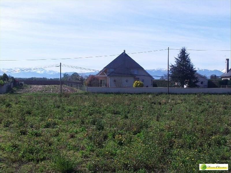 Vente terrain Andoins 85000€ - Photo 1