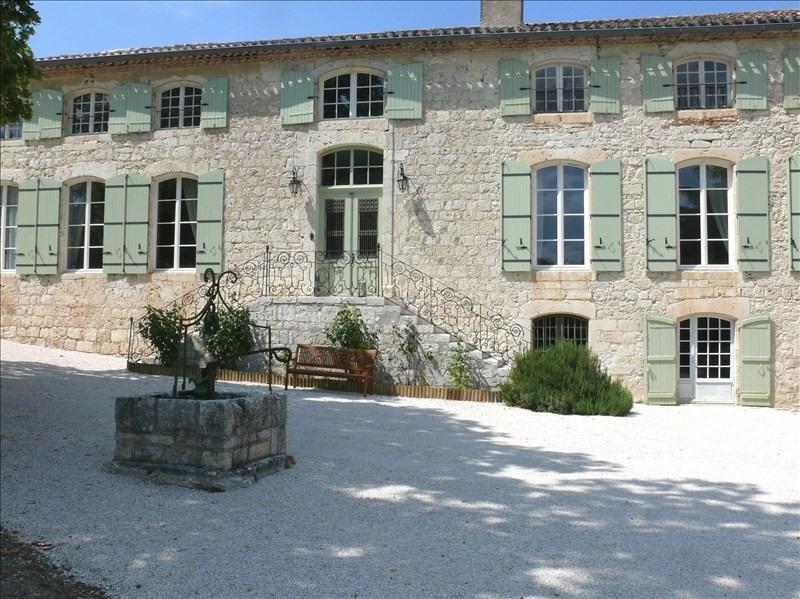 Deluxe sale house / villa Laroque timbaut 1352000€ - Picture 9