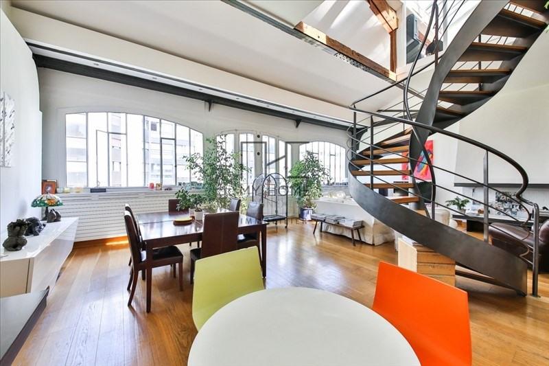 Vente de prestige loft/atelier/surface Paris 17ème 1750000€ - Photo 3