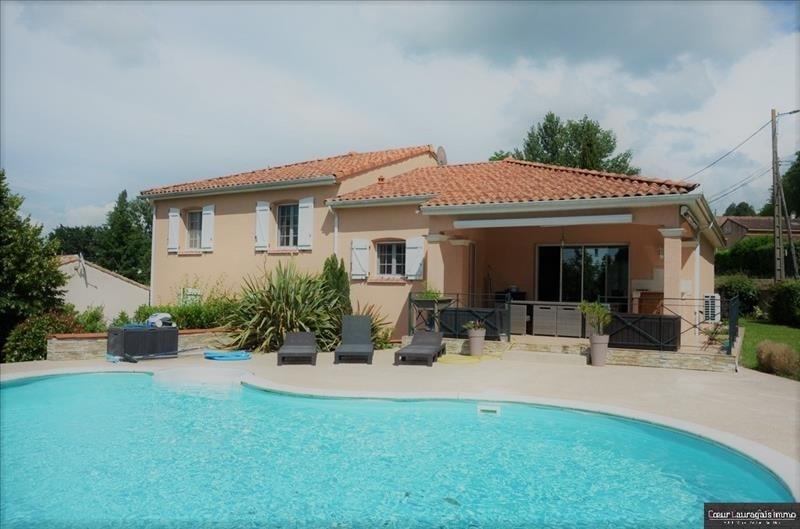Sale house / villa Revel 330000€ - Picture 1