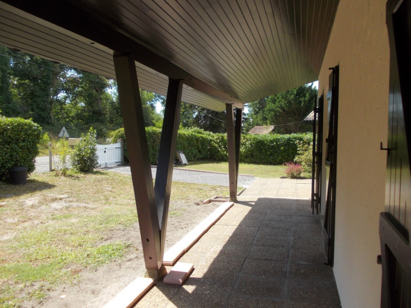 Rental house / villa Mimizan 915€ CC - Picture 2