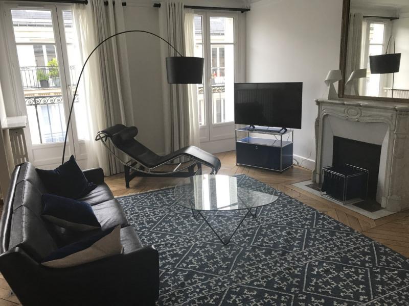 Rental apartment Paris 16ème 3445€ CC - Picture 2