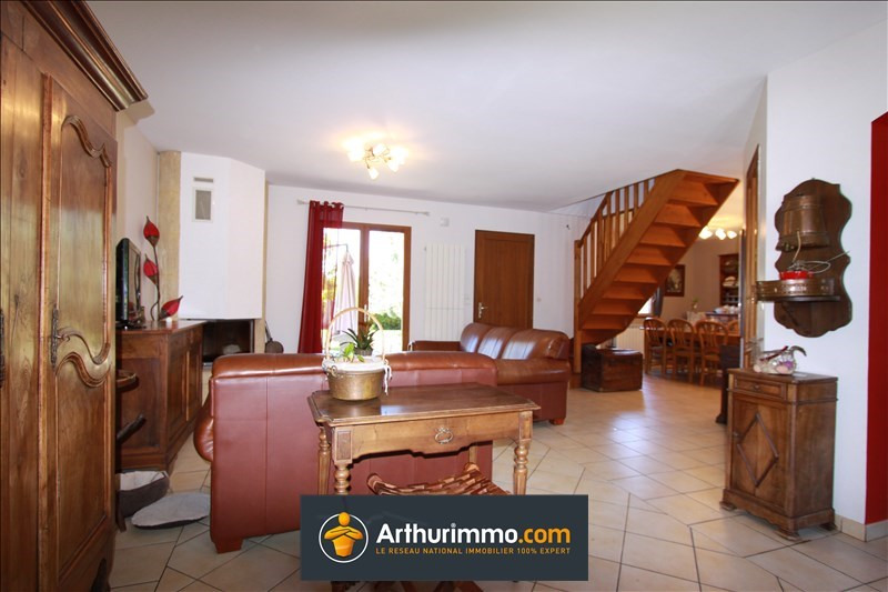 Vente maison / villa Morestel 270 000€ - Photo 4