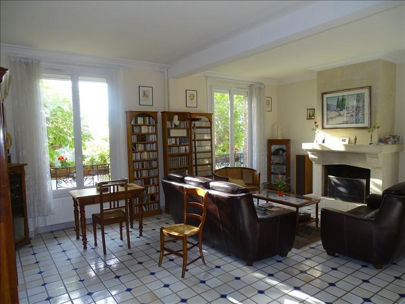 Revenda residencial de prestígio casa La frette sur seine 556000€ - Fotografia 2