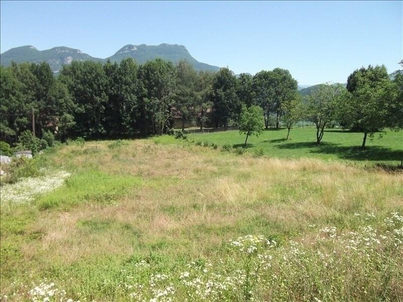 Vente terrain Yenne 78000€ - Photo 1