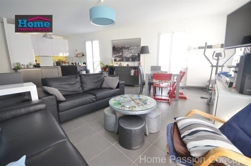Sale apartment Nanterre 499 000€ - Picture 3