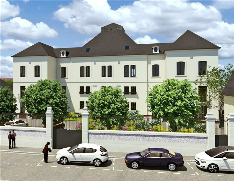 Sale apartment Blois 159500€ - Picture 3