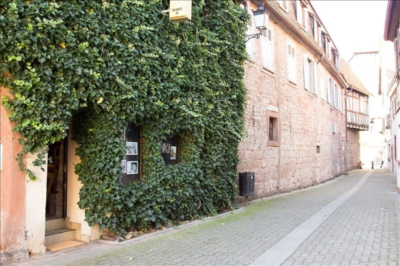 Location local commercial Wissembourg 850€ HT/HC - Photo 4