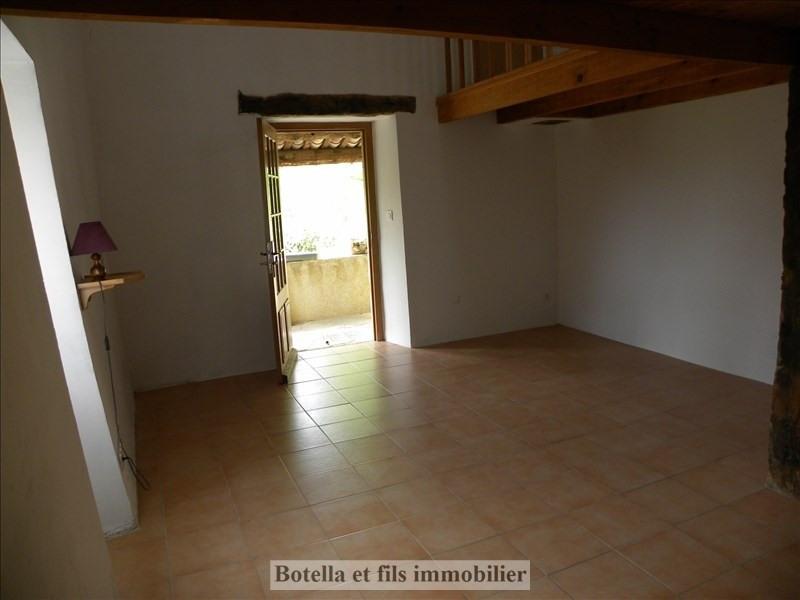 Vente maison / villa Goudargues 112000€ - Photo 2