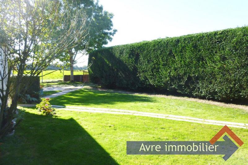 Sale house / villa Verneuil d avre et d iton 97000€ - Picture 6