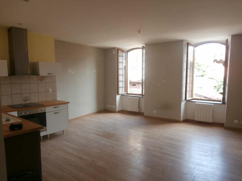 Rental apartment Proche dest amans soult 480€ CC - Picture 1