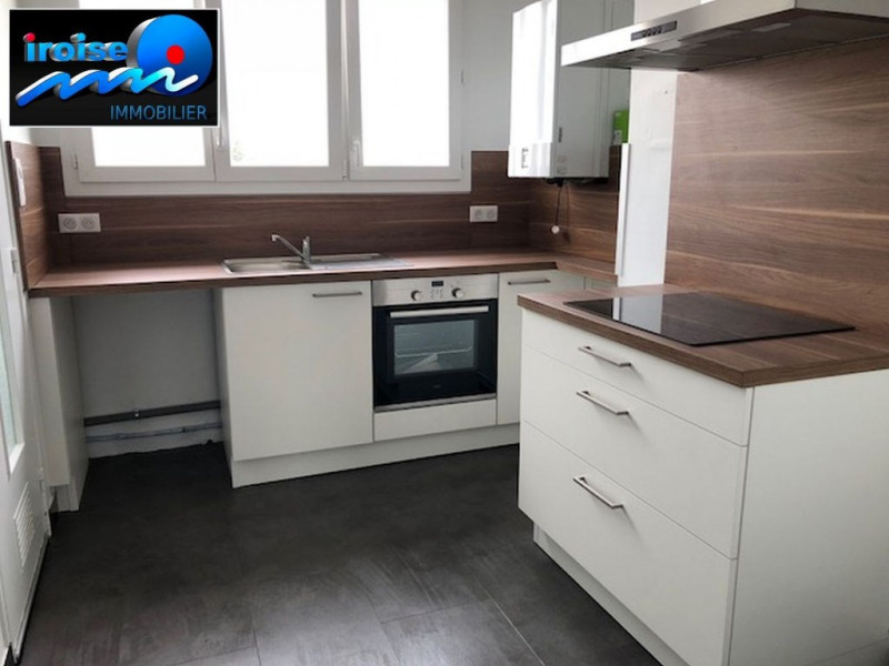 Location appartement Brest 475€ CC - Photo 1