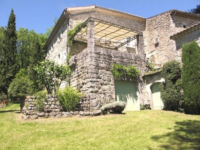 Deluxe sale house / villa Lablachere 626000€ - Picture 2
